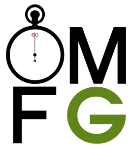 One Minute Fest Greenfield logo
